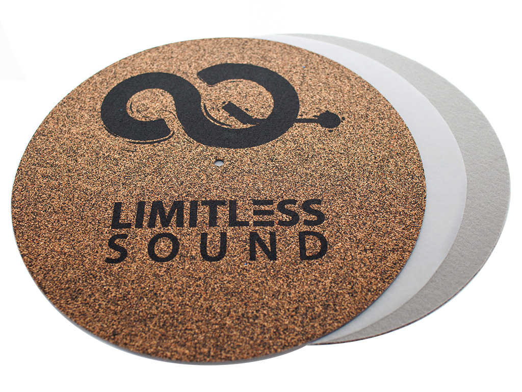 Slipmats Limitless Sound Turntable Slipmat Dj Equipment