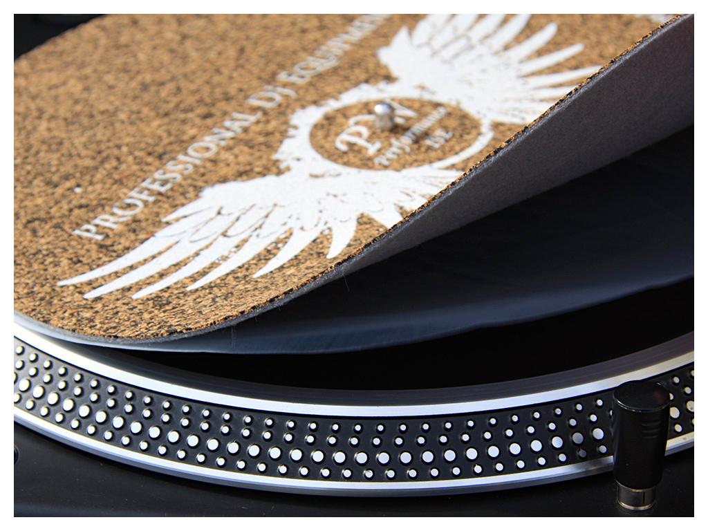 Slipmats Pathewings Turntable Slipmat Dj Equipment Slip