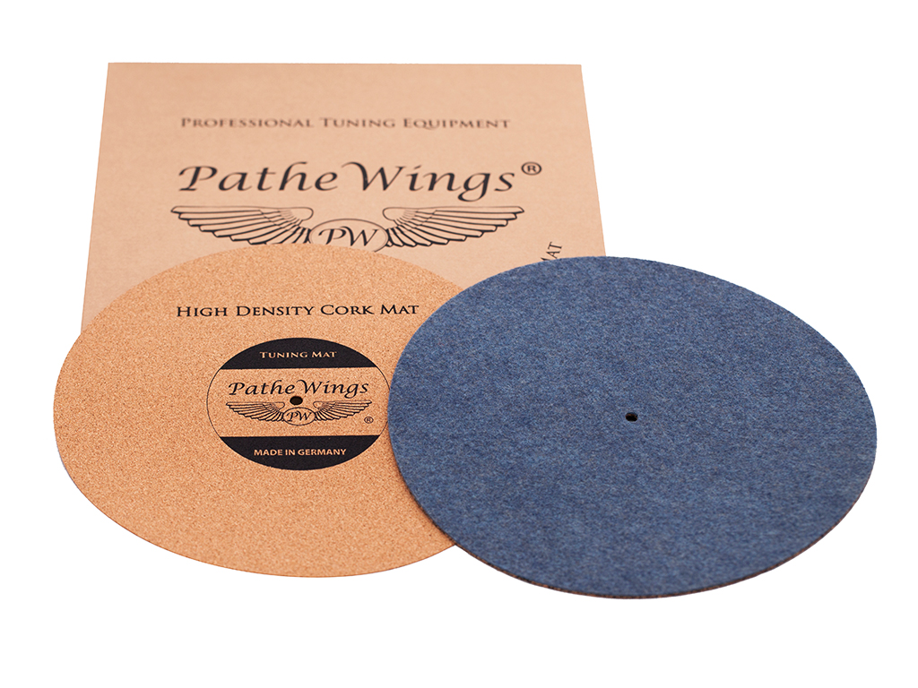 10 Inch Turntable Mat